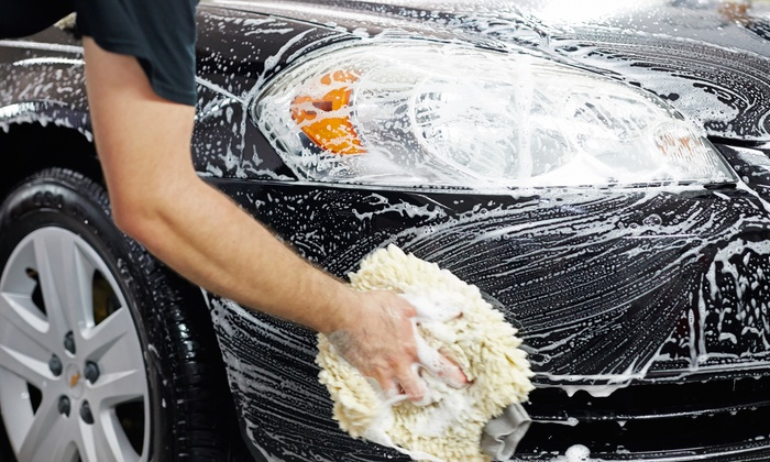 Best Approach to Wash a Car