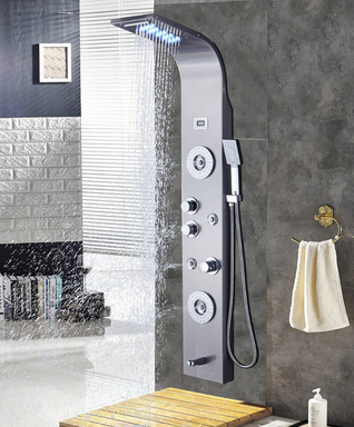 How to Choose a Shower Panel